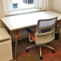 Shared Office Workstation