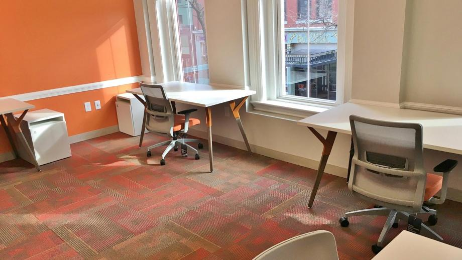 Rentals of small office space